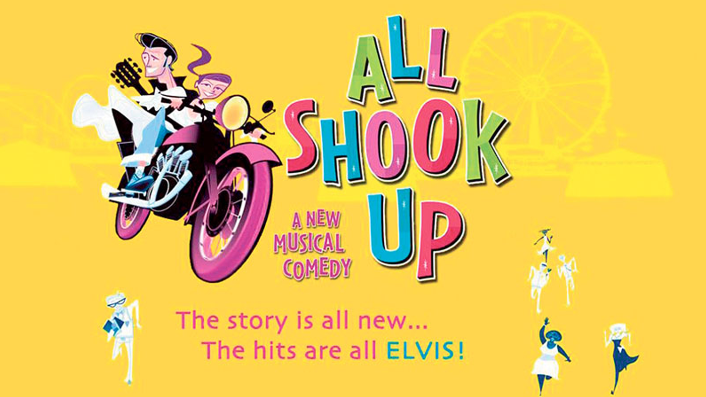 All Shook Up North Canton Playhouse