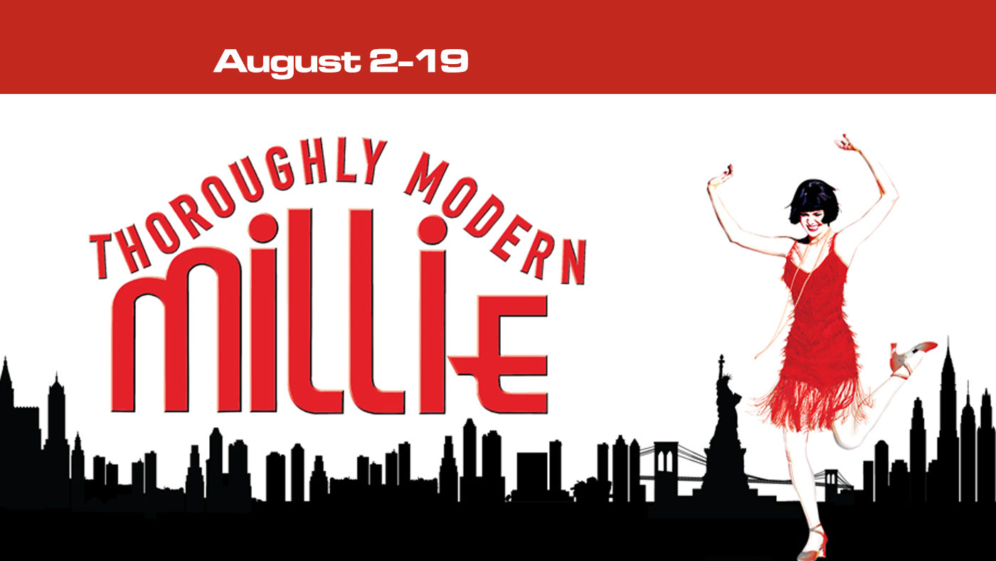 Thoroughly Modern Millie North Canton Playhouse